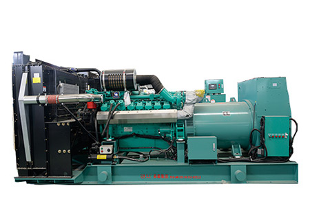 The difference between land diesel generator set and marine diesel generator set